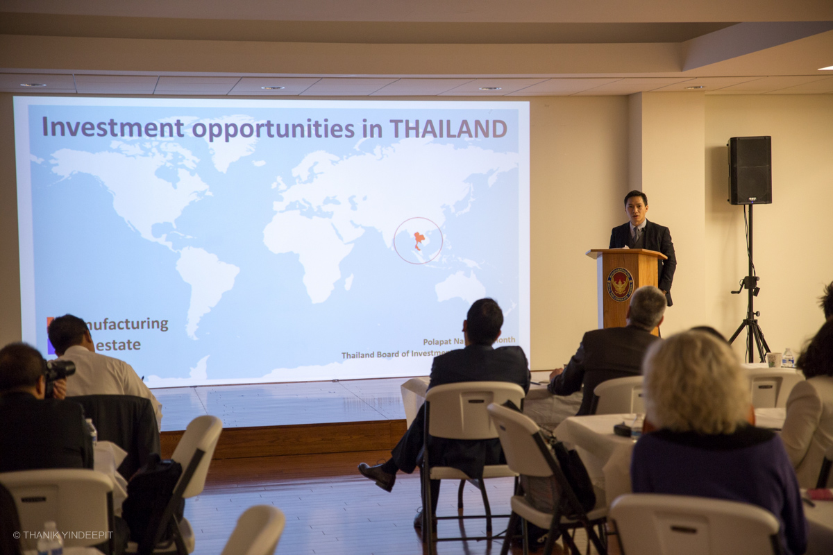 Investment Opportunites in Thailand